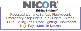 lighting product supplier